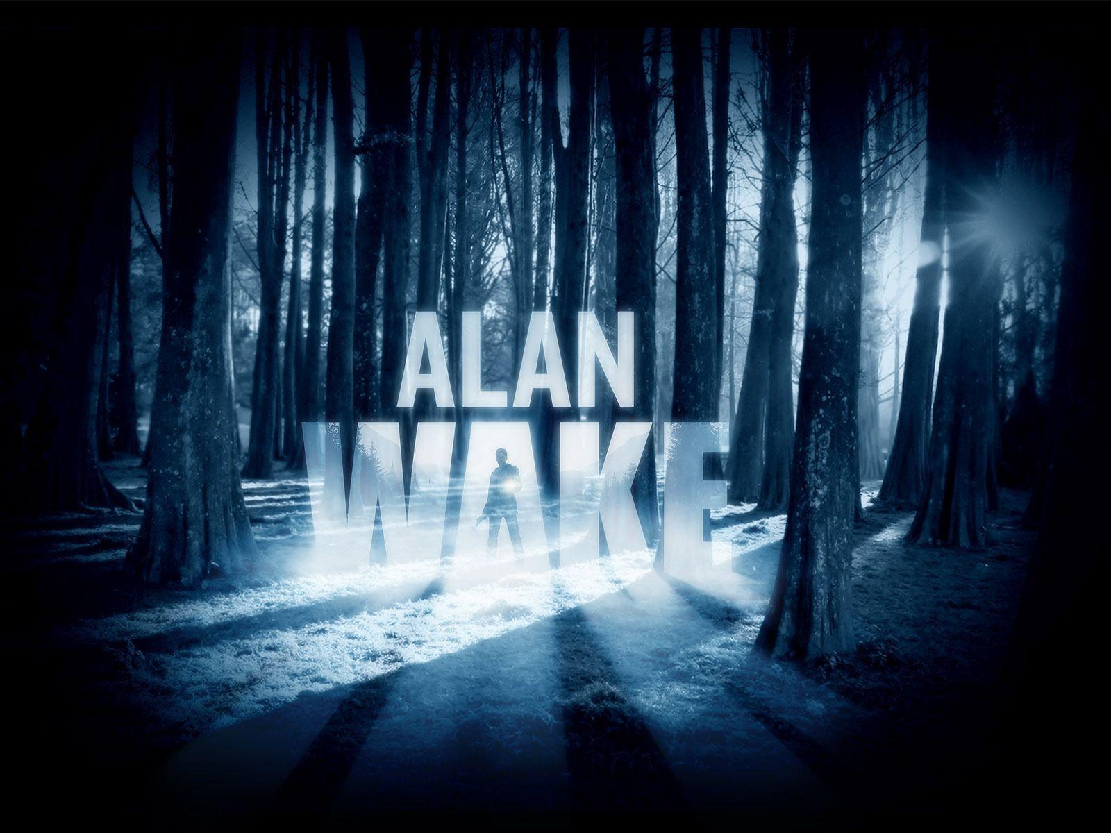 Alan Wake Wallpapers 1600x1200