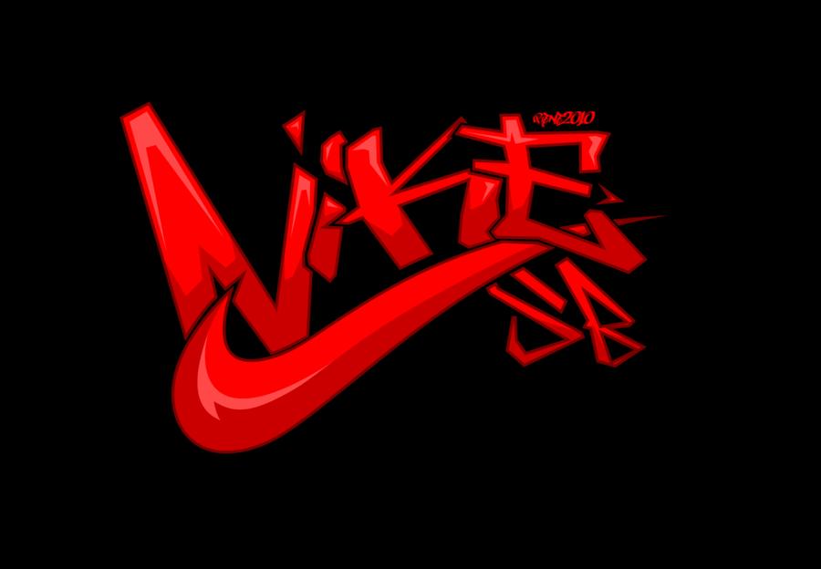 Red And Black Nike Wallpaper Wallpapersafari