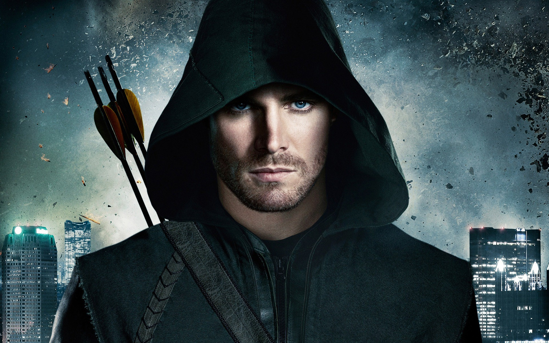 Oliver Queen Of Arrows Arrow Tv Series 71052 HD Wallpaper Res 1920x1200