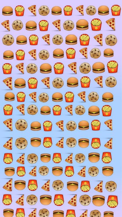 Emoji Wallpapers Girly Wallpapersafari