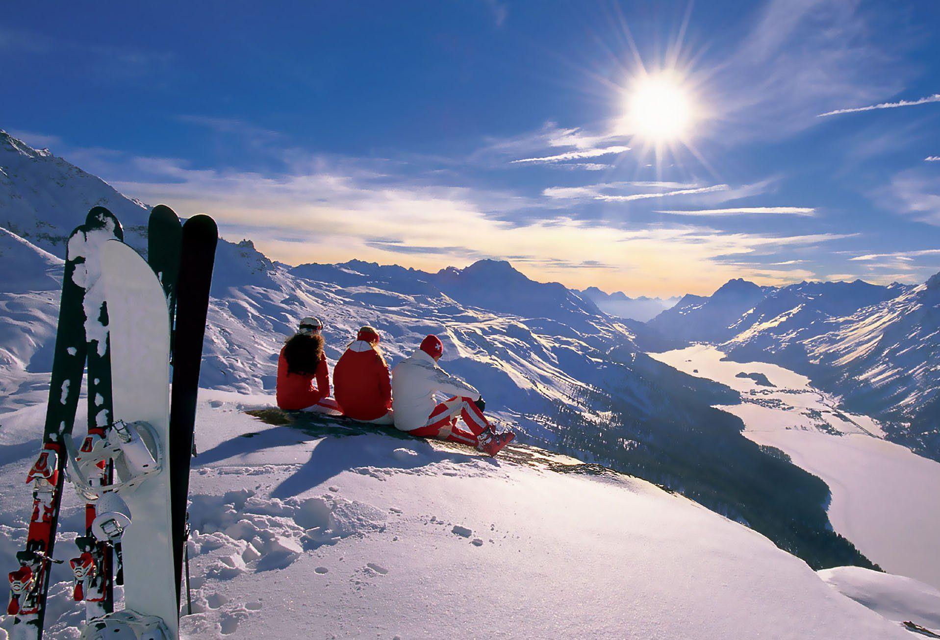 Ski Mountain Wallpapers   Top Ski Mountain Backgrounds 1917x1306