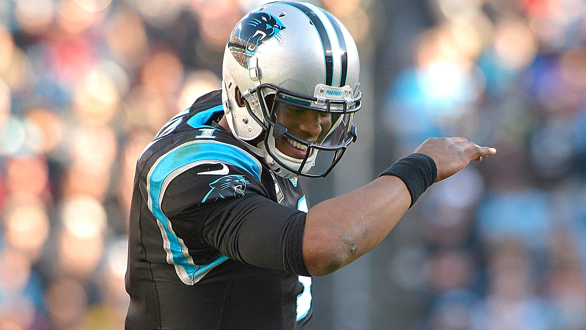 Cam Newton Dabbed His Way Into The Heart Of America 1920x1080