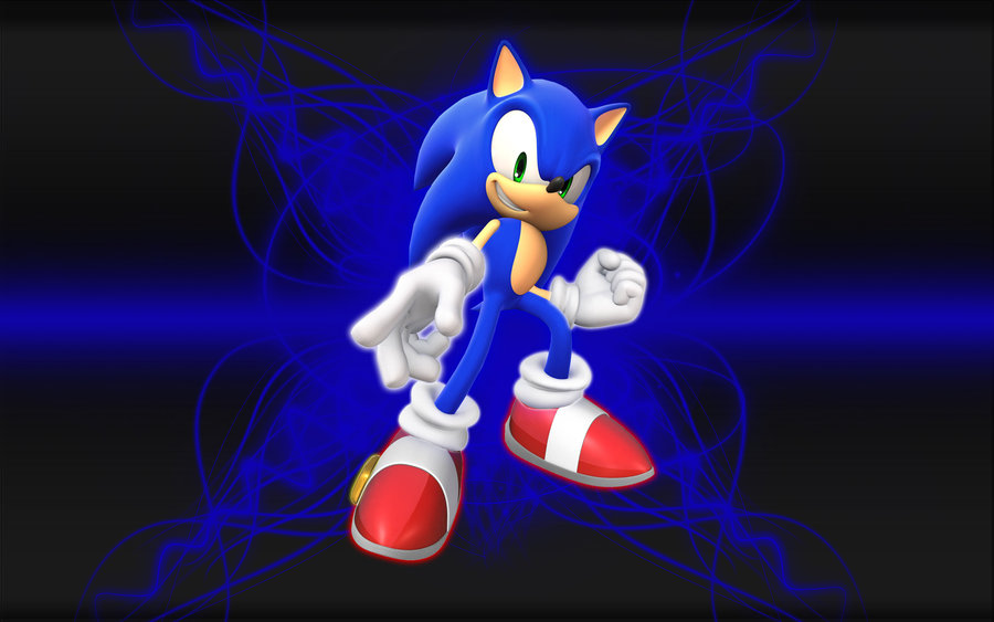 900x563px Cool Sonic The Hedgehog Wallpaper Wallpapersafari