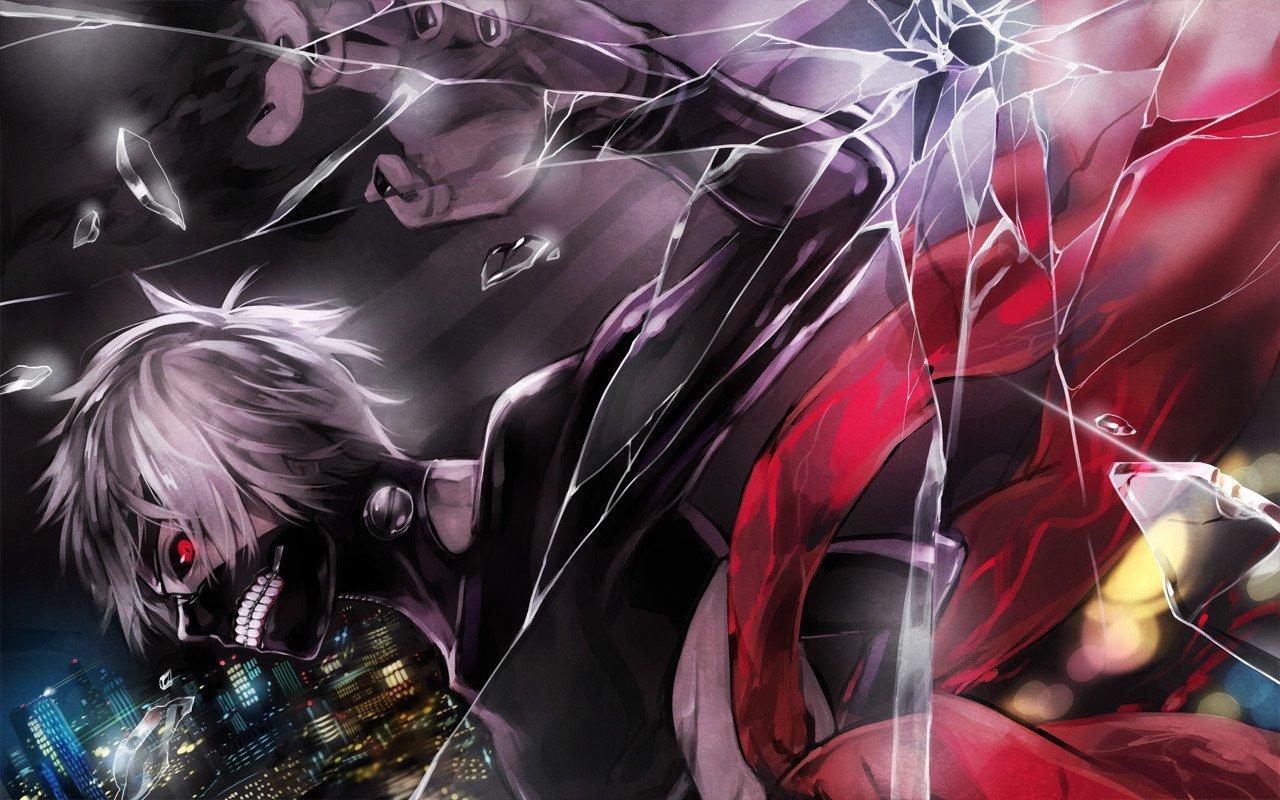 Wallpapers del anime Tokyo Ghoul en HD   Taringa 1280x800