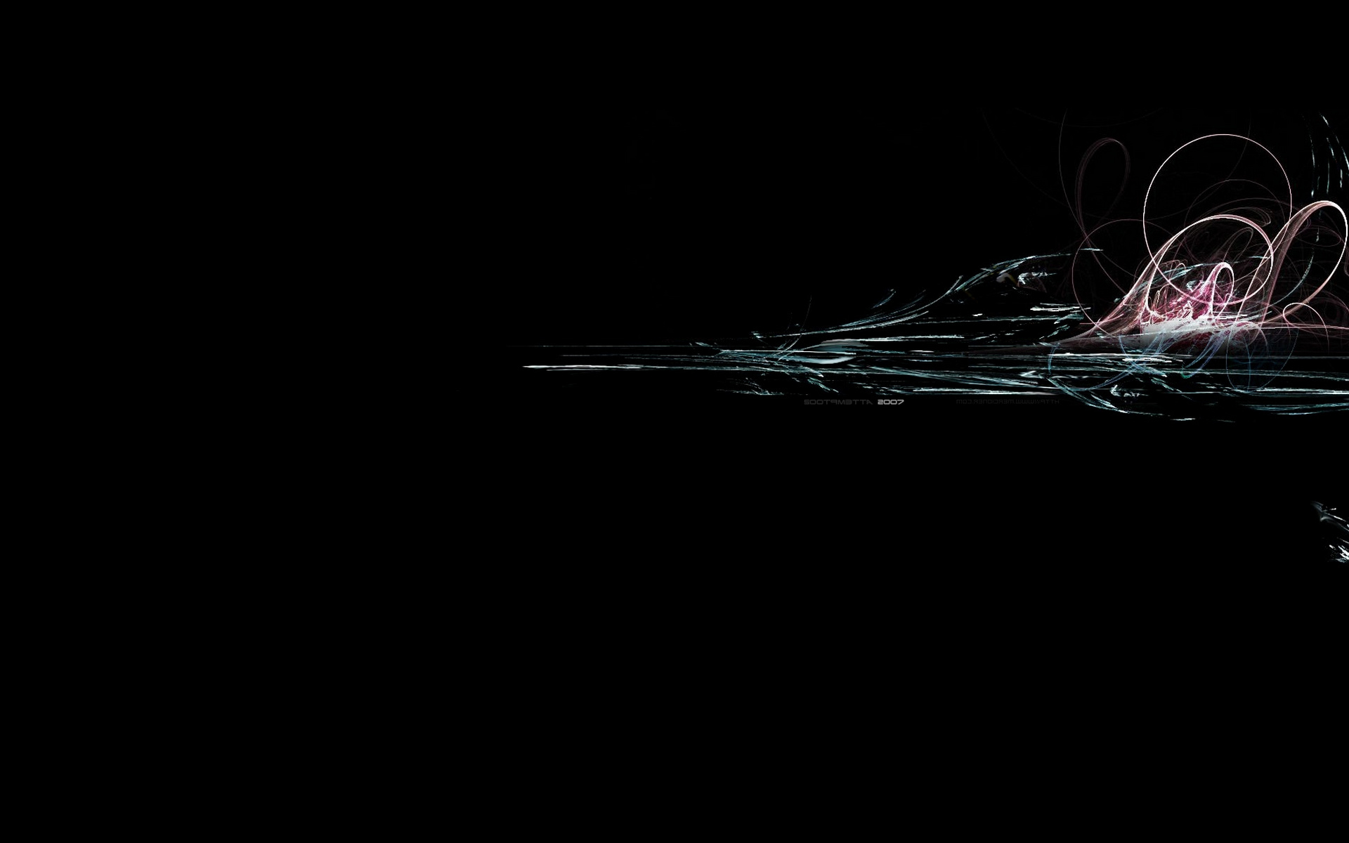 signature on a black background wallpapers55com   Best Wallpapers 1920x1200
