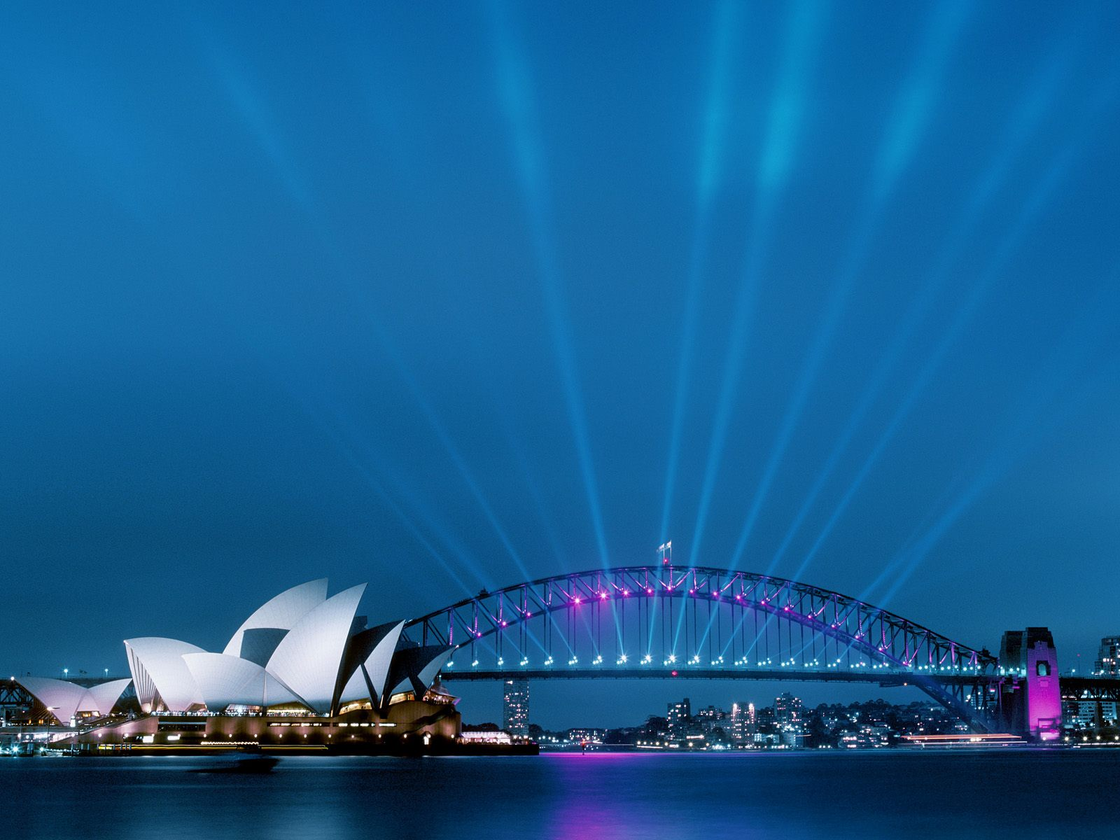 House and Harbour Bridge   Australia Wallpaper 23340467 1600x1200