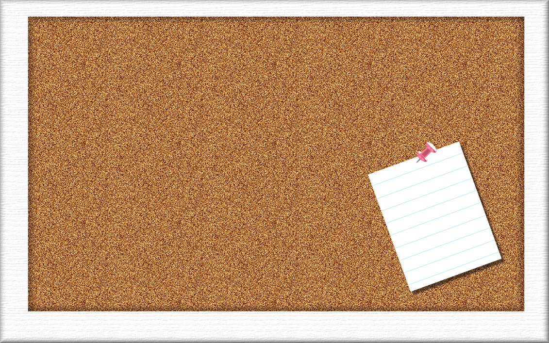 Giant Cork Board Wall