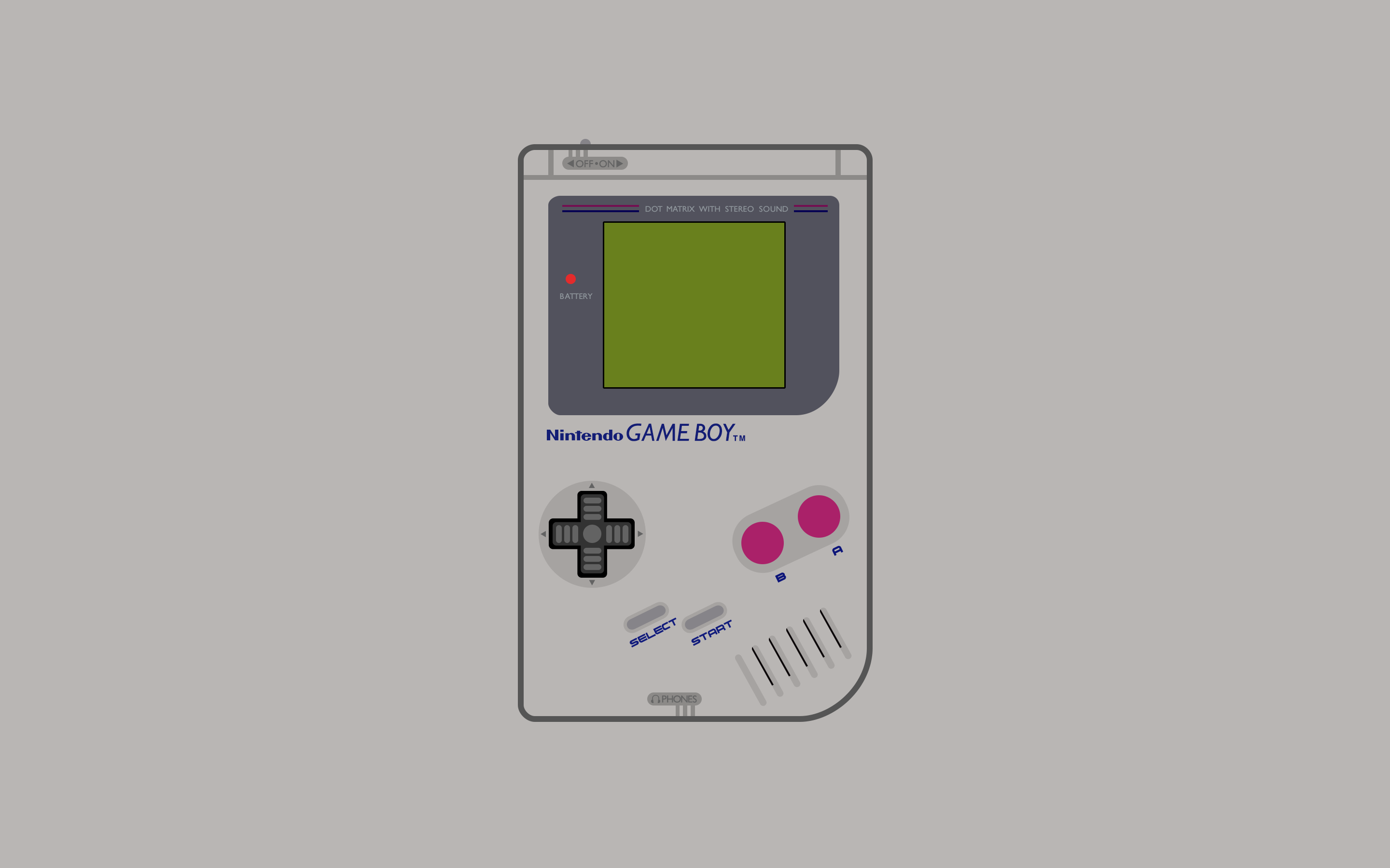 Nintendo Game Boy Advance SP Wallpapers   Matt Gemmell 2880x1800