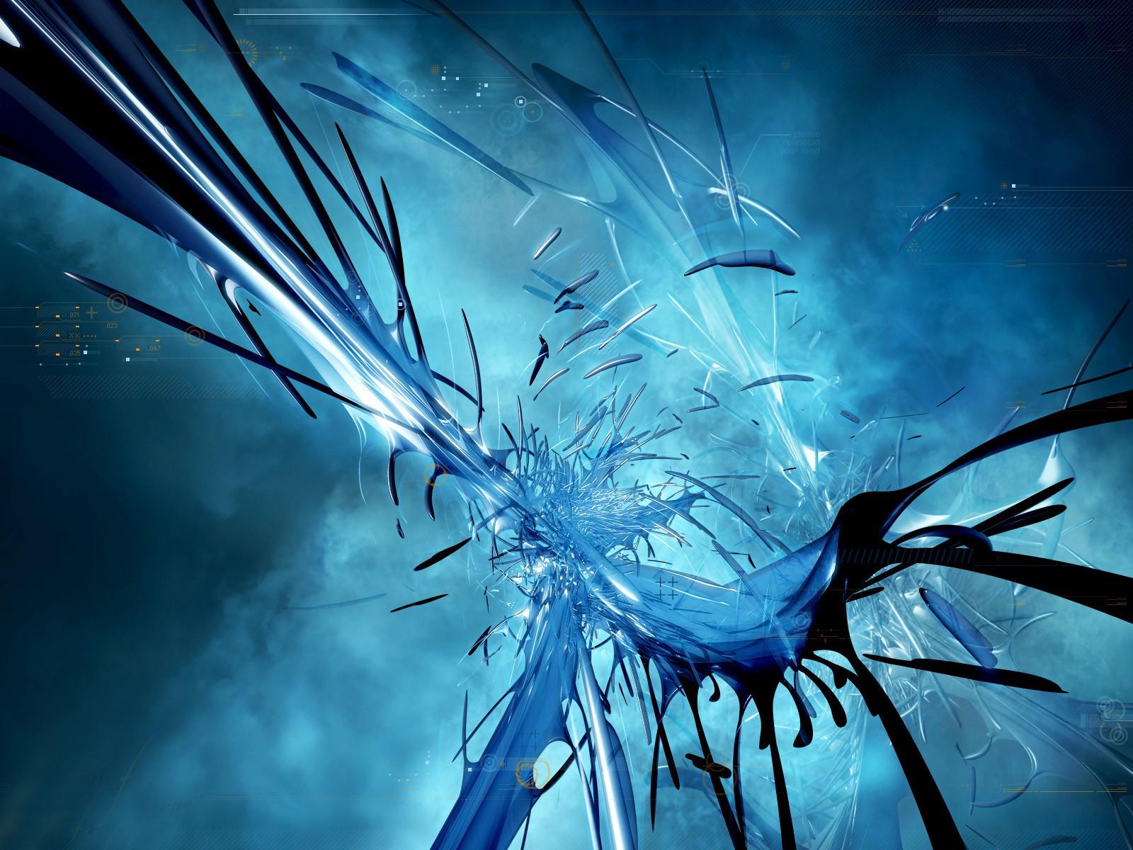Home abstract 3d abstract digital art HD widescreen wallpapers 1600x1200