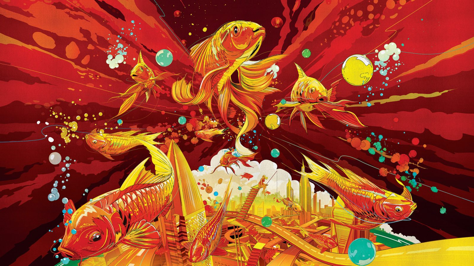 Apple features artwork to celebrate the Chinese New Year 1600x900