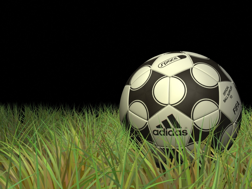 soccer ball Wallpaper   4856 1024x768