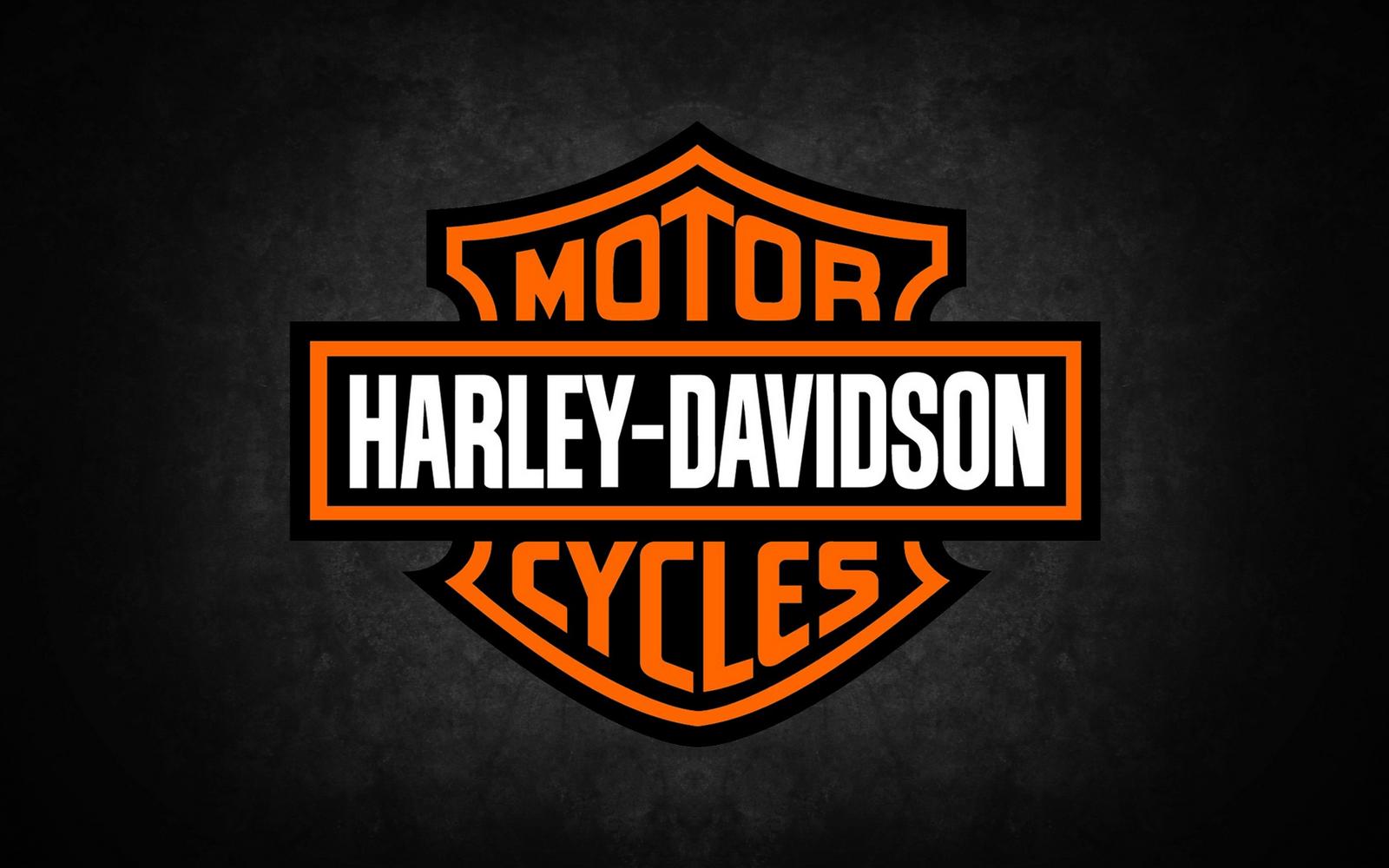 Harley Davidson Logo Wallpaper 1600x1000