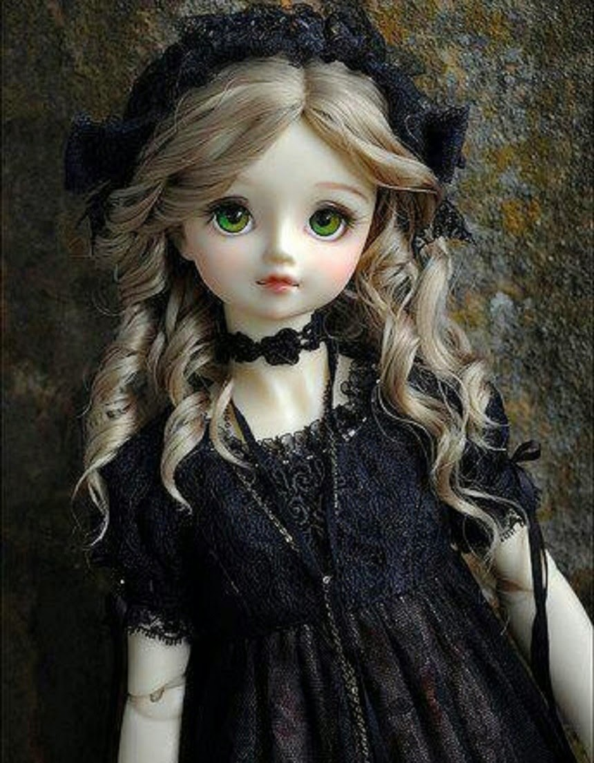 HD Wallpapers 4U Cute Dolls Wallpapers For Facebook Profile Pictures 860x1105