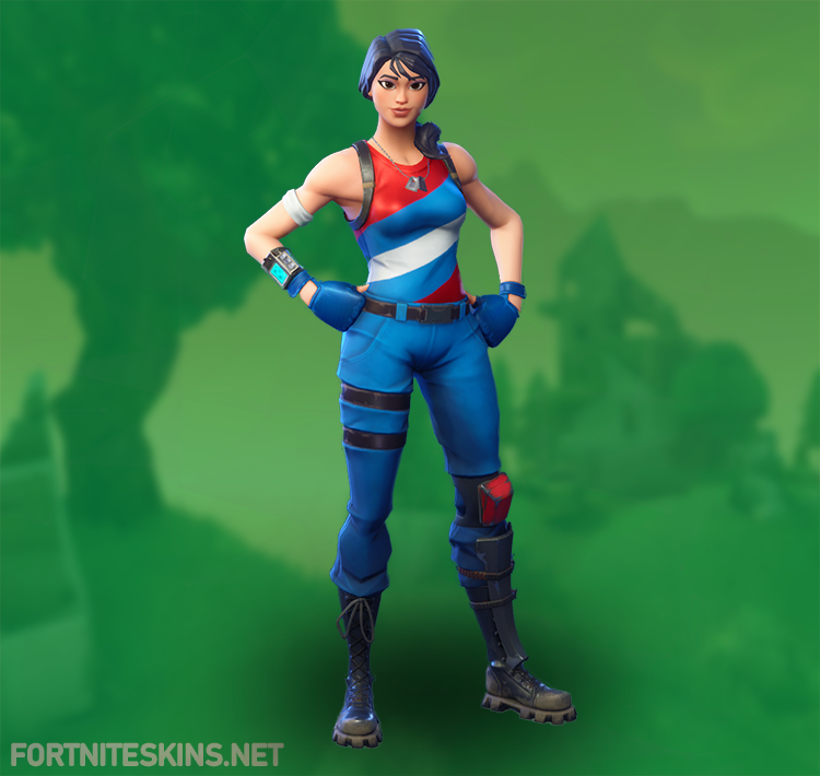 Fortnite Star Spangled Ranger Outfits   Fortnite Skins 750x710