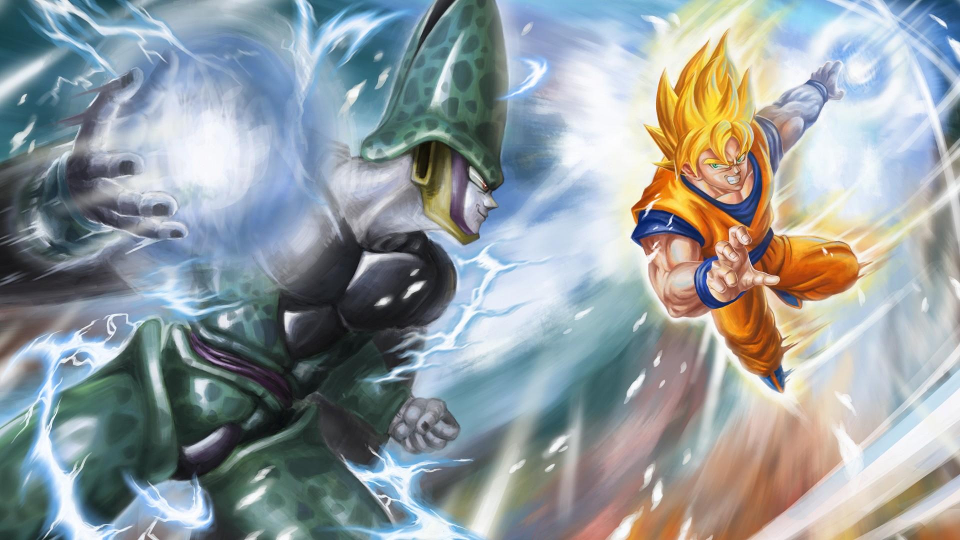 Dragon Ball Z Son Goku Wallpapers 6083 Wallpaper Cool Walldiskpaper 1920x1080