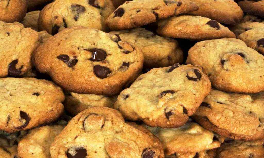 chocolate chip cookie wallpaper - photo #8