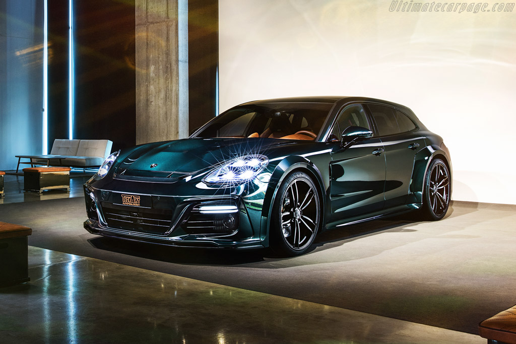 2018 Techart GrandGT Supreme   Images Specifications and 1024x683