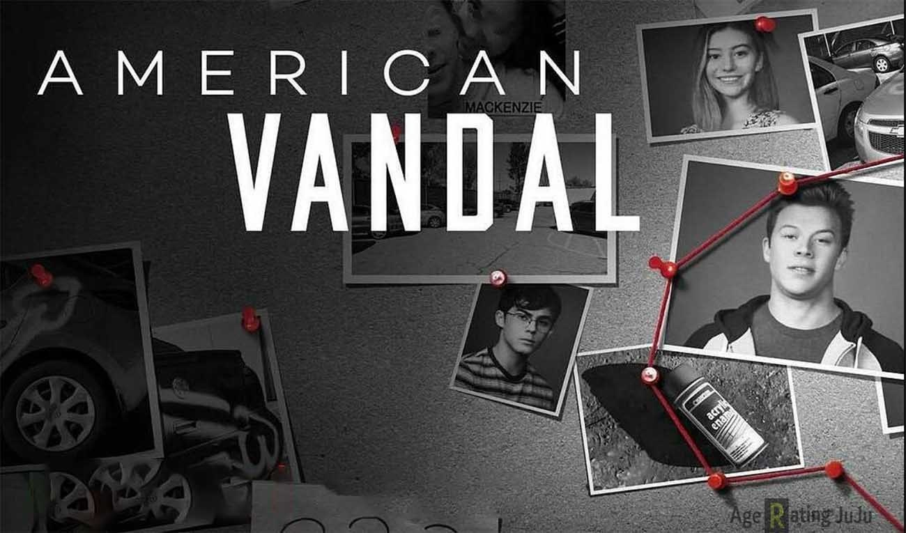 American Vandal Age Rating Netflix TV Show 2018 Parental Guideline 1300x765