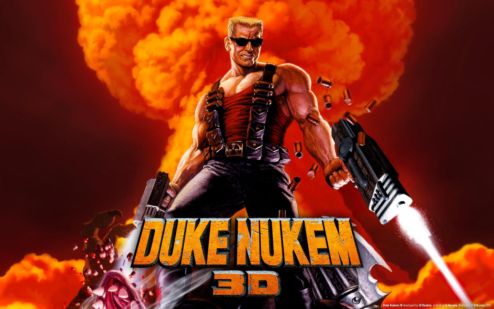 Duke Nukem Forever Wallpaper Wallpaper Full HD 1080p Wallpaper HD 1920x1200