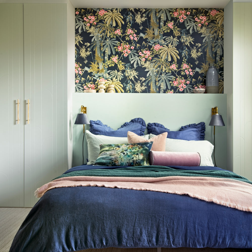 Bedroom feature wall ideas accent wall ideas that will work for 1000x1000