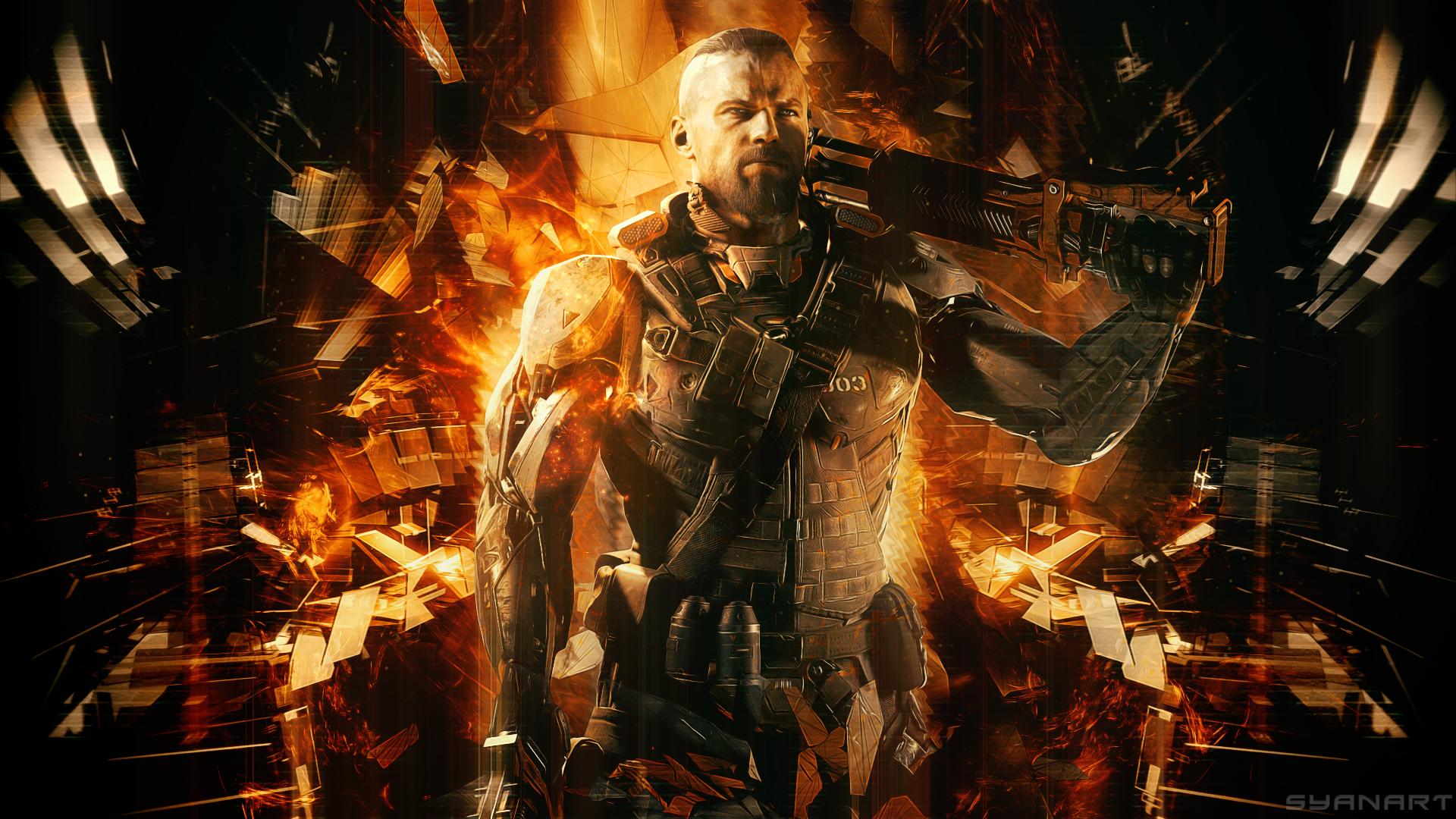 Free Download Call Of Duty Black Ops 3 Full Hd Wallpaper Syanart