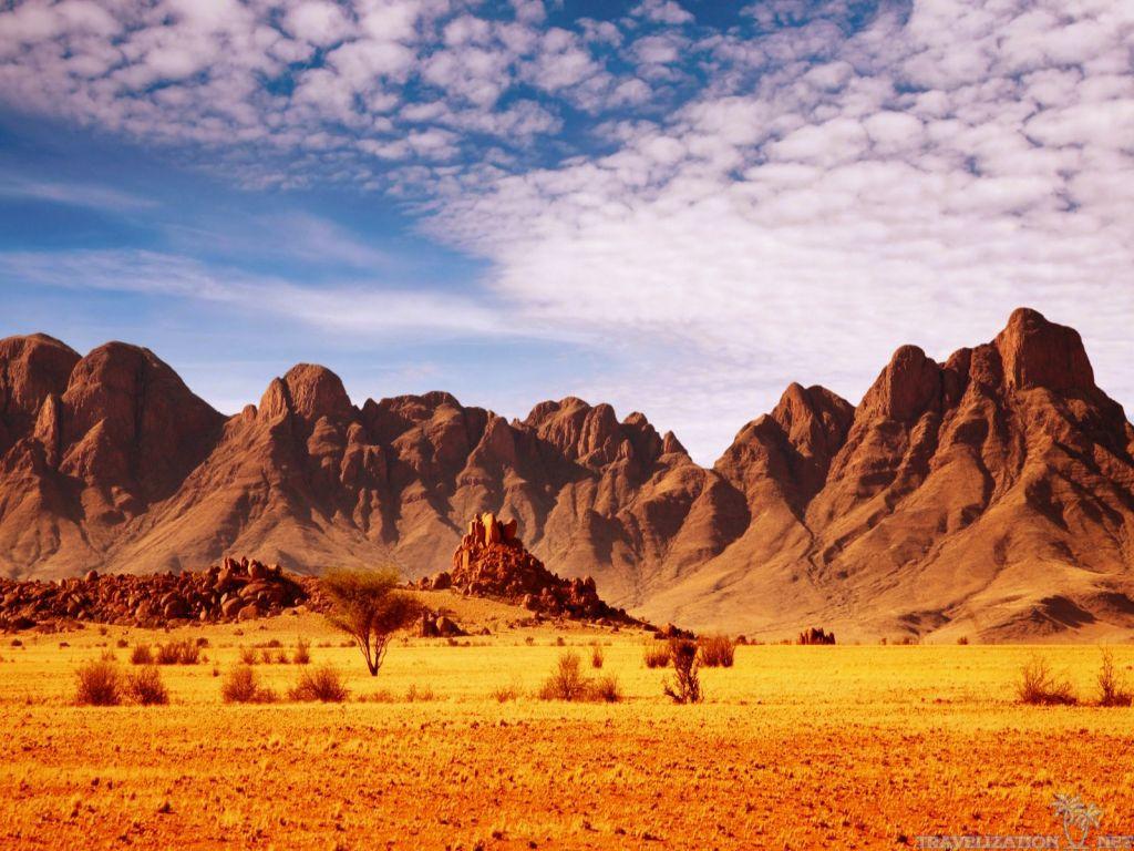 desert landscape wallpaper - photo #2