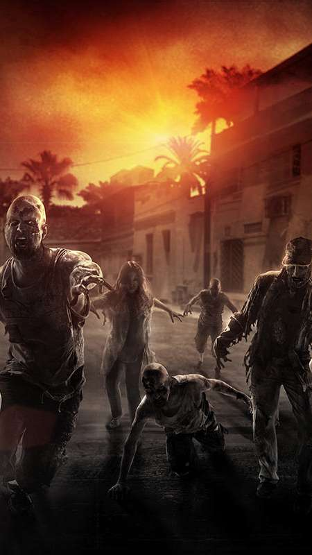 Dying Light wallpapers 450x800