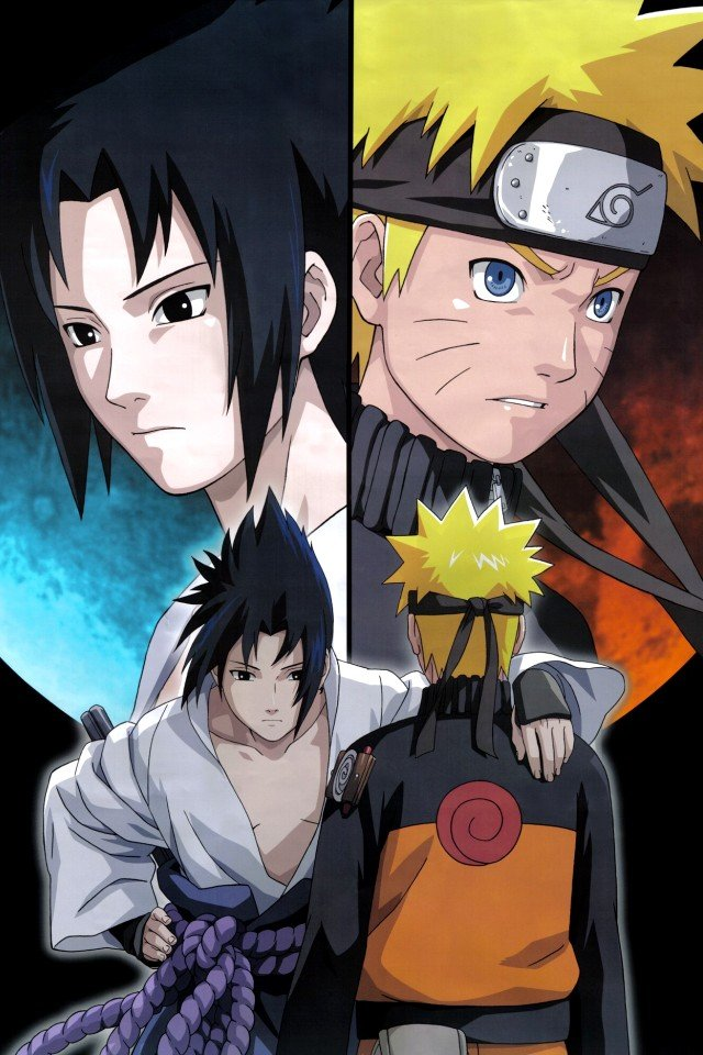 Naruto Wallpapers Hd For Iphone Wallpapersafari