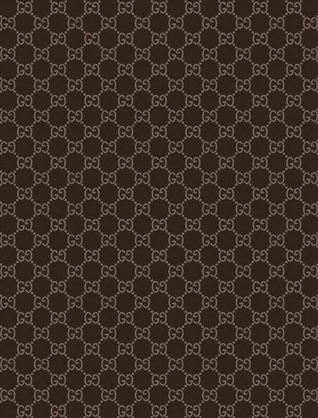 Basic Brown Gucci Wallpaper Wallpaper for Dell XPS 10 450x590