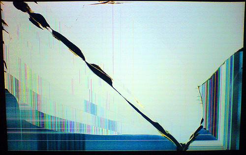 Broken Monitor Prank Download