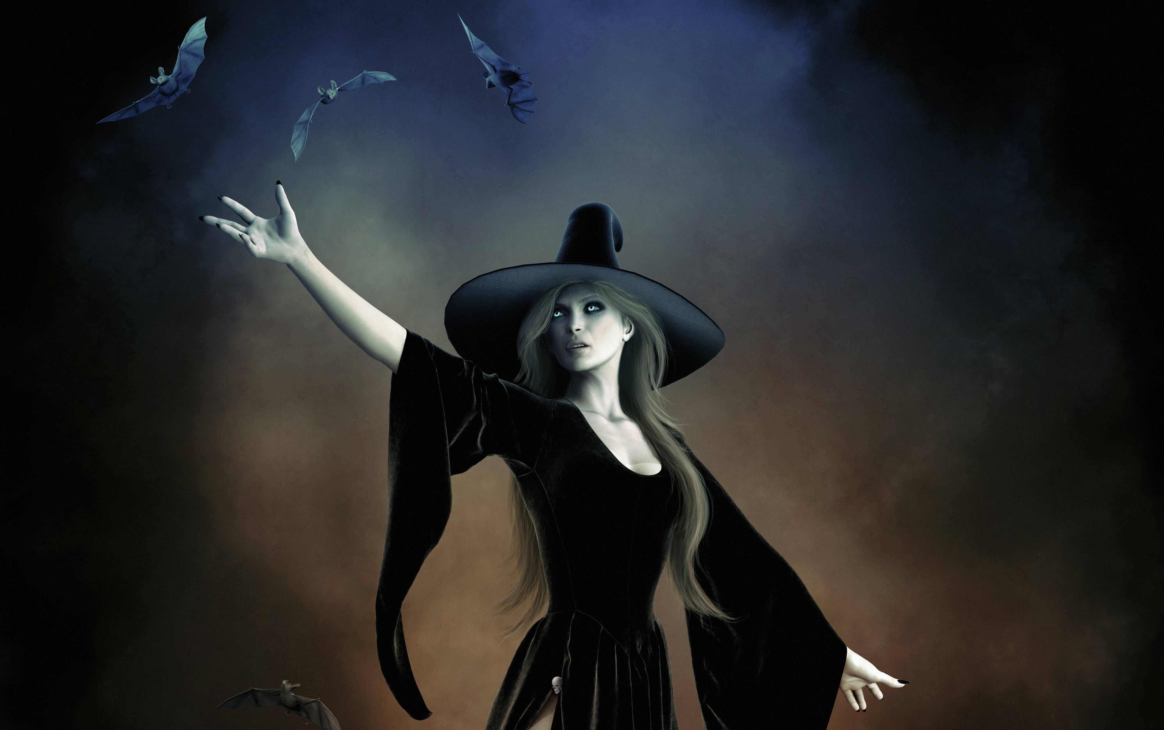 Witch Wallpaper Hd