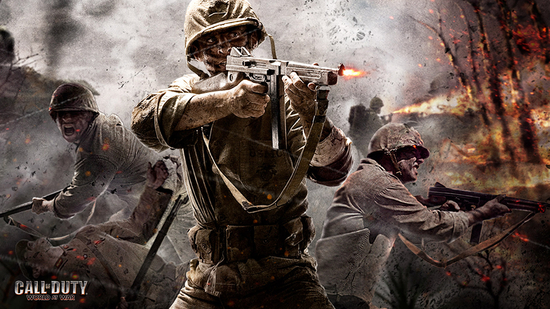 Next Call of Duty could return to WWII if leaked images are genuine 1920x1080