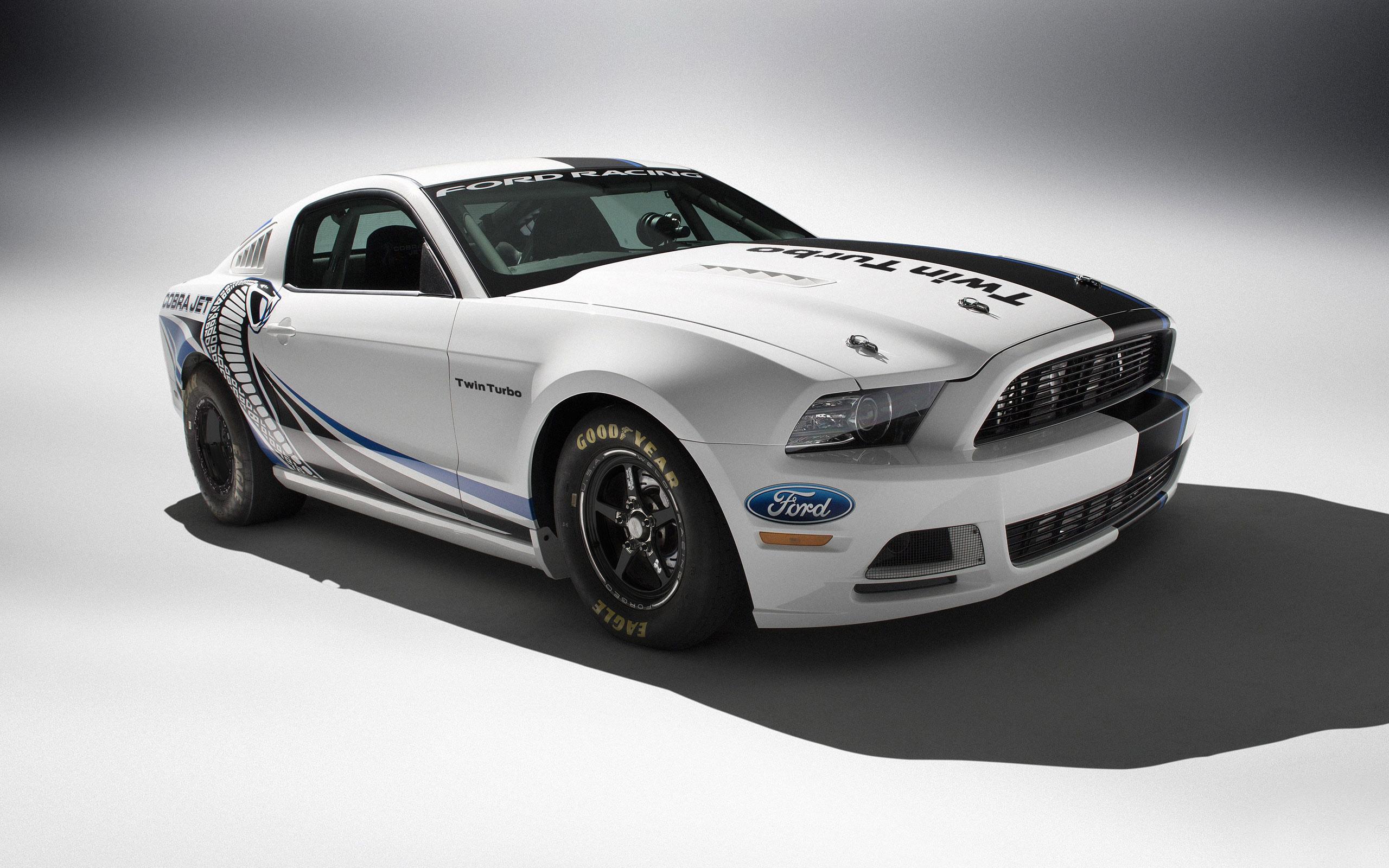 Mustang cobra jet twin turbo concept wallpaper hd car wallpapers