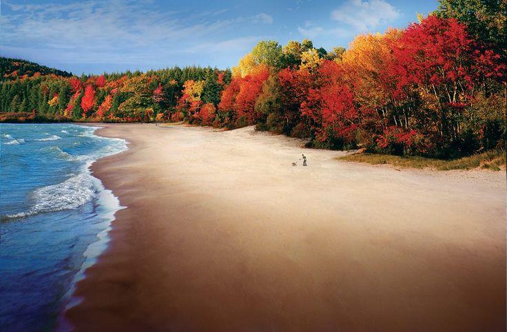 Upper Michigan Vacation Destinations Pinterest 736x482
