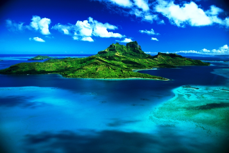 Free Download Blue Ocean Islands 4200x2800 Wallpaper Nature
