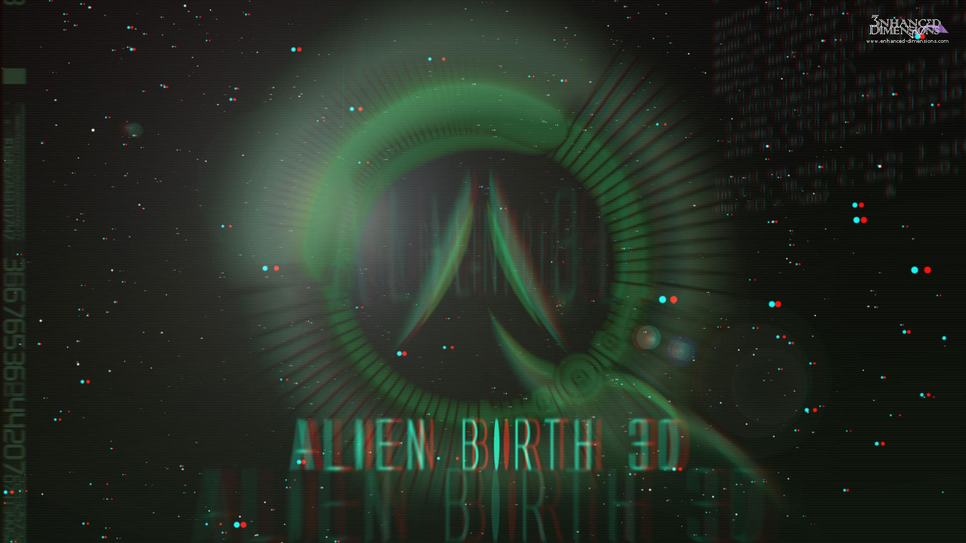 3d alien birth fucking pic