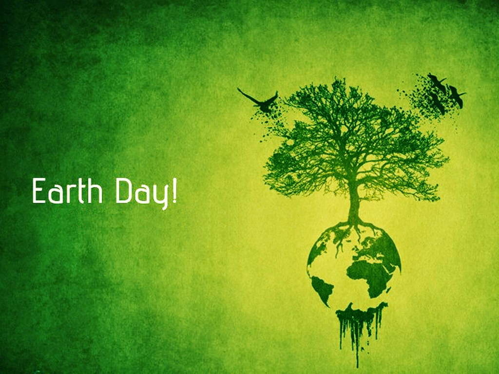 Earth Day Wallpapers and Background Images   stmednet 1024x768