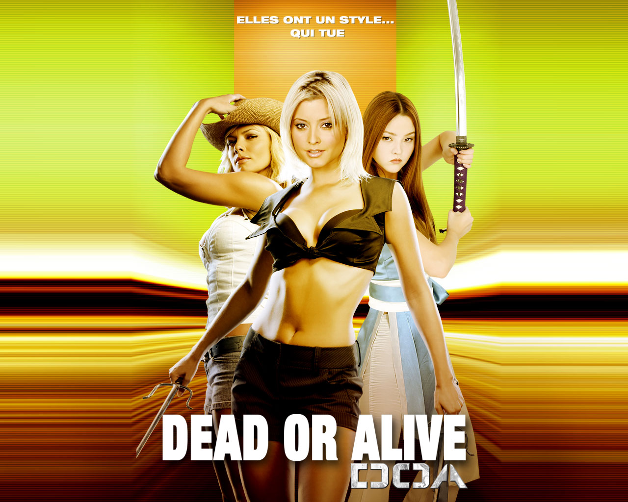 2015 By Stephen Comments Off on Dead or Alive Movie Wallpaper 1280x1024