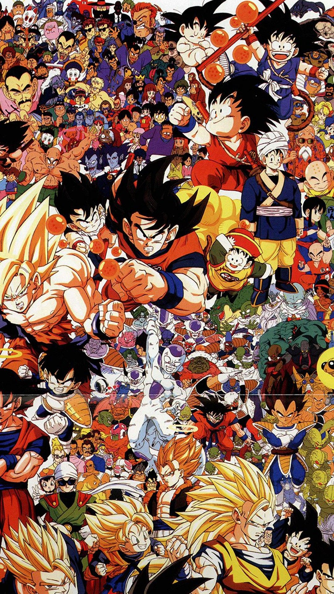 Dragon Ball iPhone X Wallpapers   Top Dragon Ball iPhone X 1080x1920