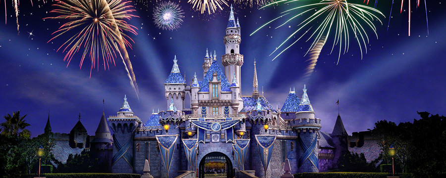 60th Anniversary Celebration Disneyland Resort 900x360
