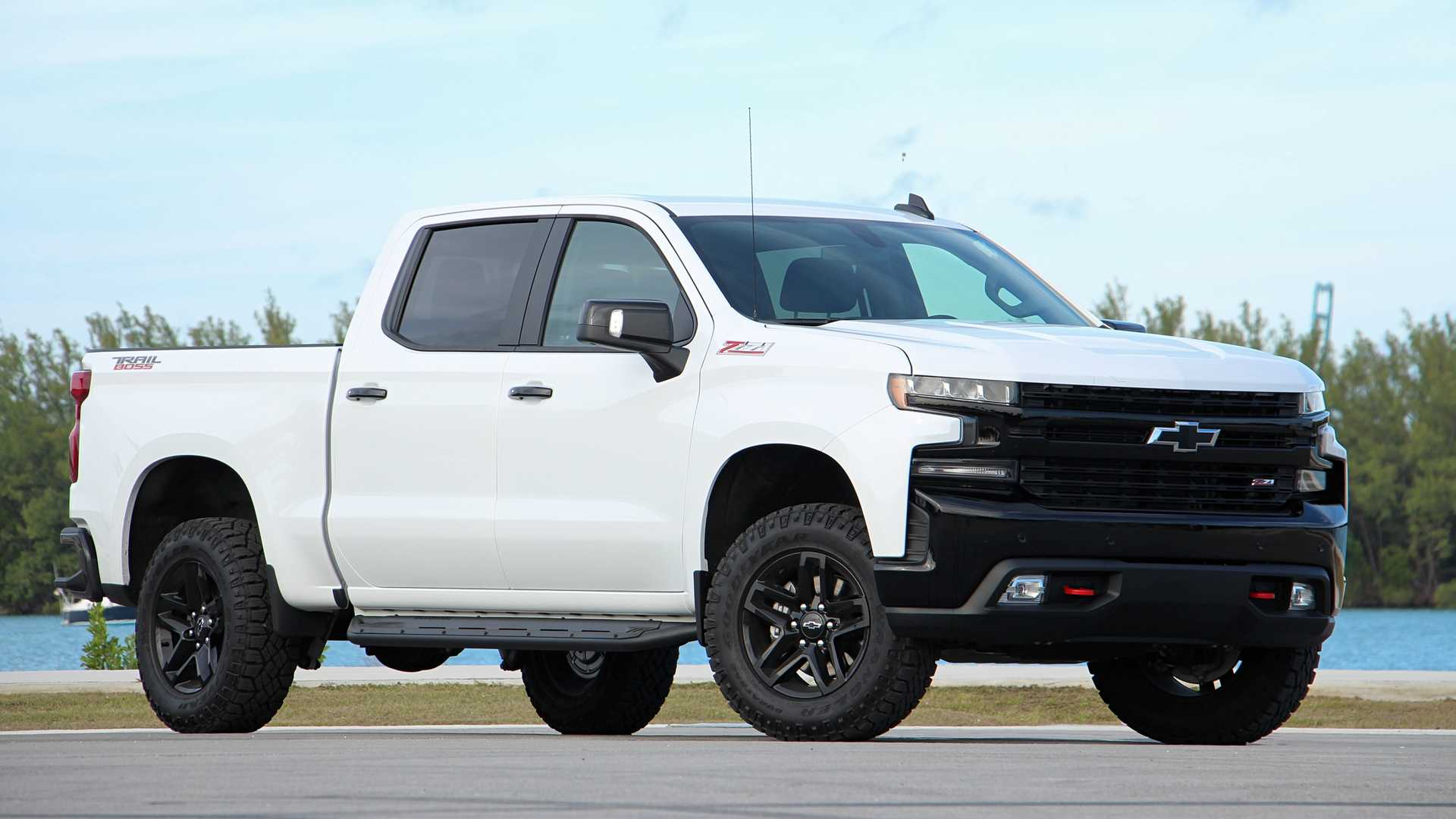 2019 Chevy Silverado Trail Boss Review Dumb Fun 1920x1080