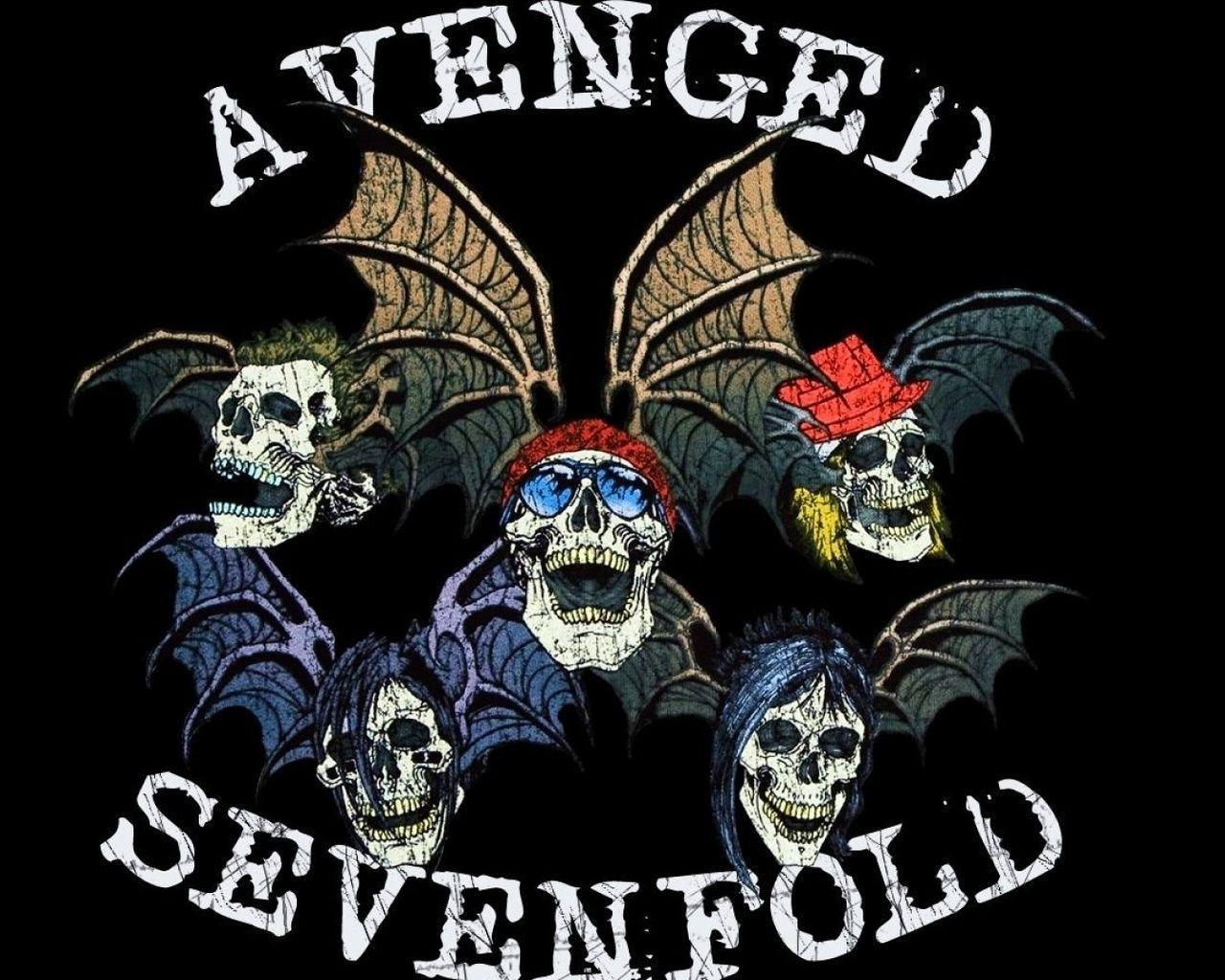 Avenged Sevenfold 2016 Wallpapers 1280x1024