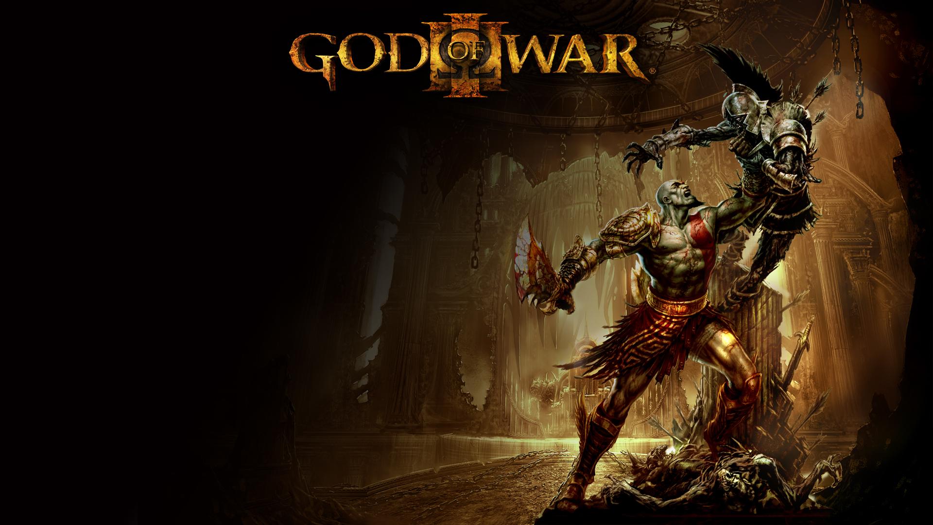 48 God Of War 4k Wallpaper On Wallpapersafari