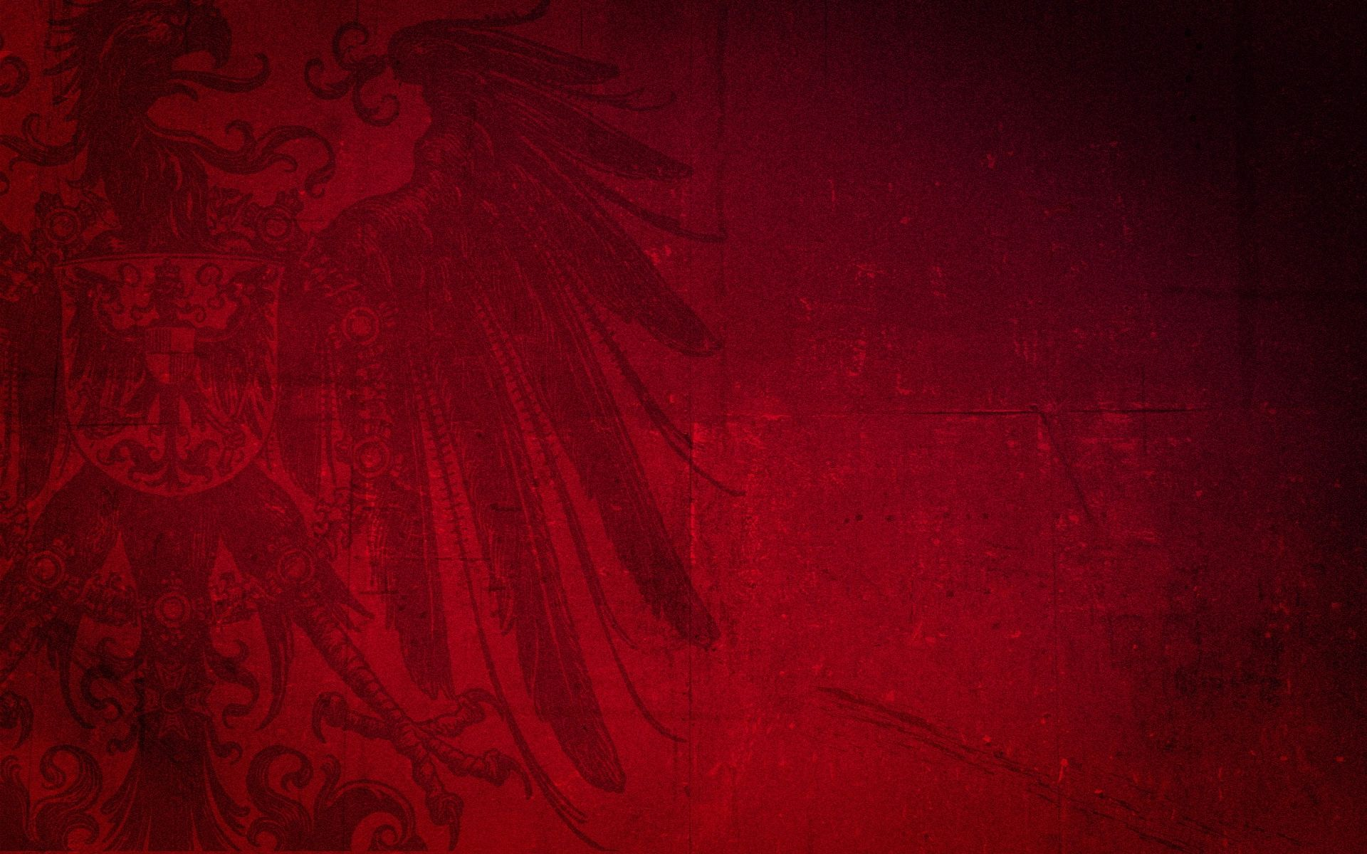 Dark Red Background with Eagle Wallpaper and Stock Photo 1920x1200