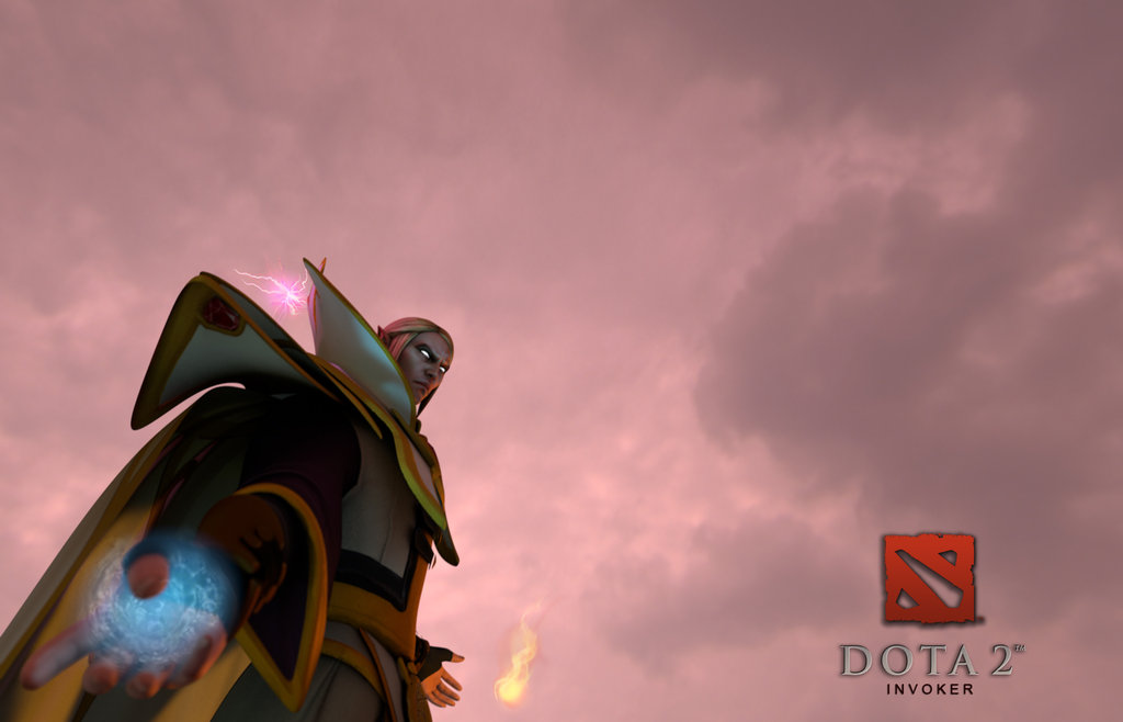 Dota 2 Invoker Wallpaper Hd Dota 2 wallpaper invoker 1024x658