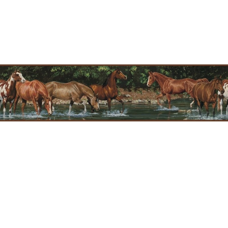 train wallpaper border ocean wallpaper border horse 800x800