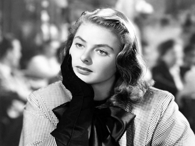 Ingrid Bergman03 Wallpaper   ForWallpapercom 808x606
