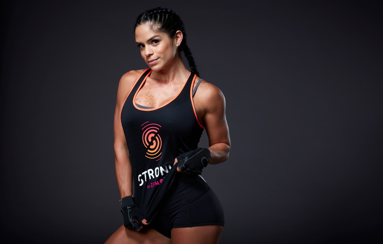 Wallpaper sexy fitness michelle lewin images for desktop 1332x850