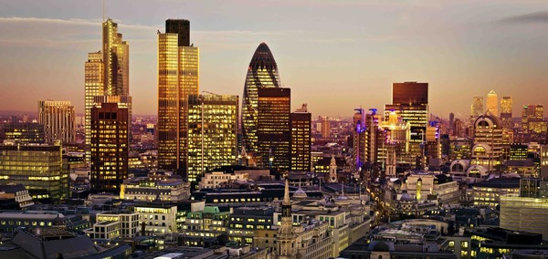 Free Download City Of London Skyline Custom Wallpaper Mural
