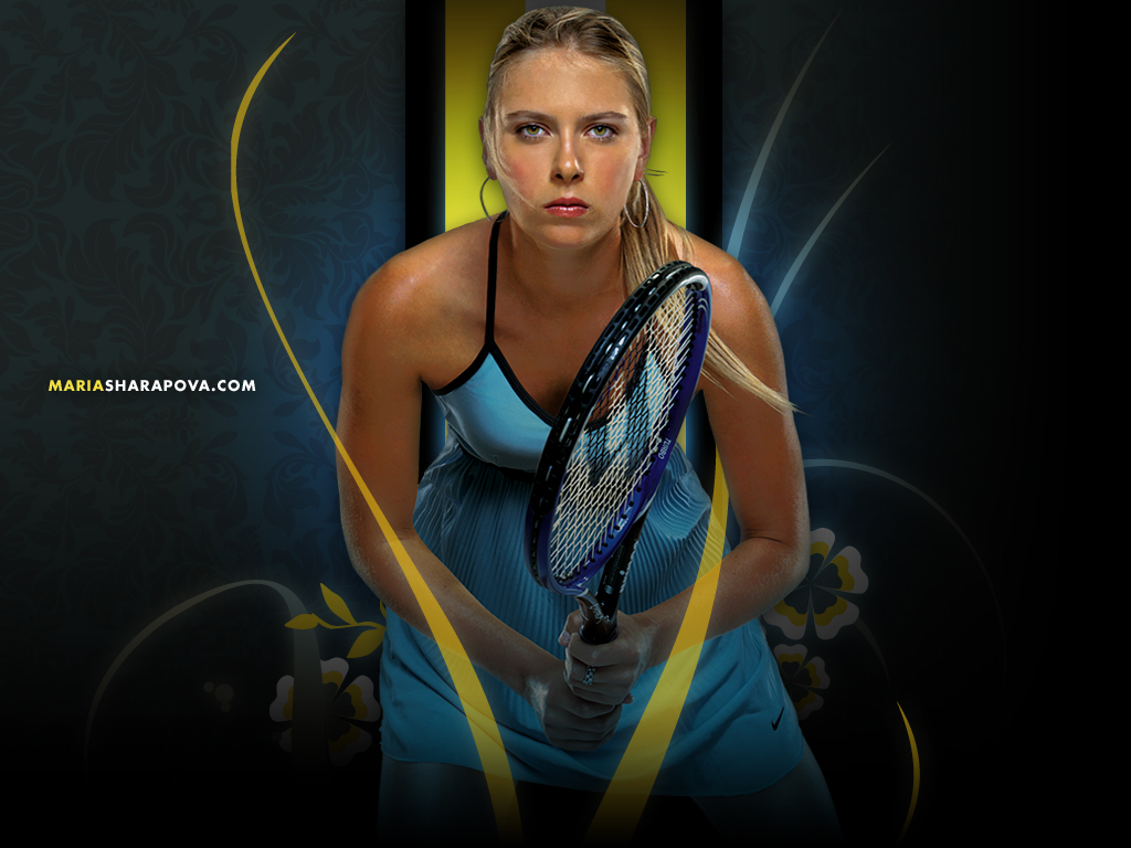 Maria Sharapova Wallpaper HD 7018868 1024x768